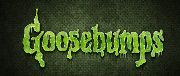 Goosebumps movie logo