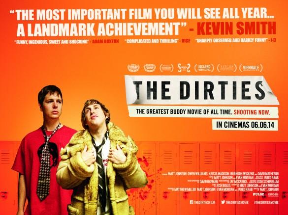 Dirties UK Poster