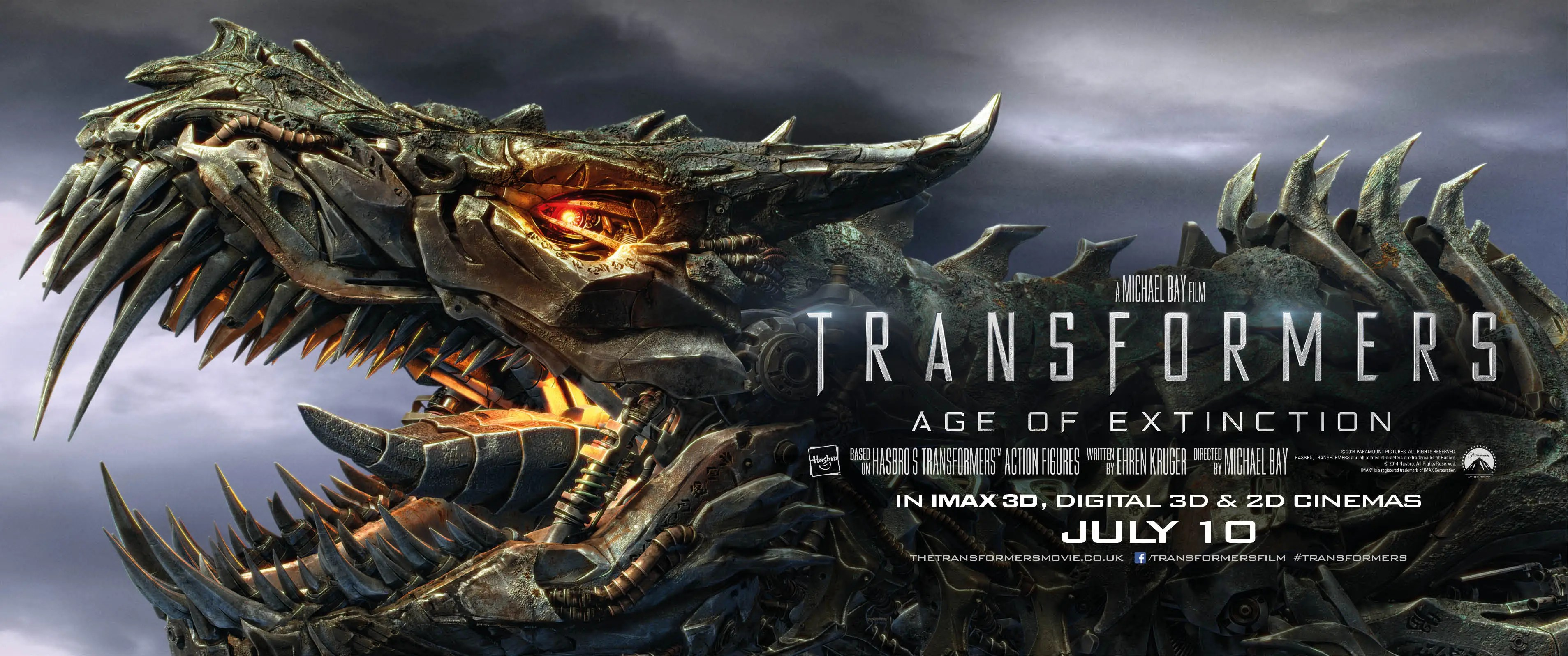 New Trailer rolls in for Transformers: Age of Extinction + New Posters