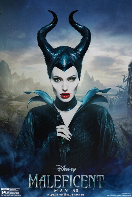 Maleficent Poster 1