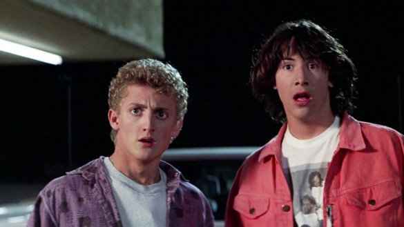 Bill & Ted Bogus