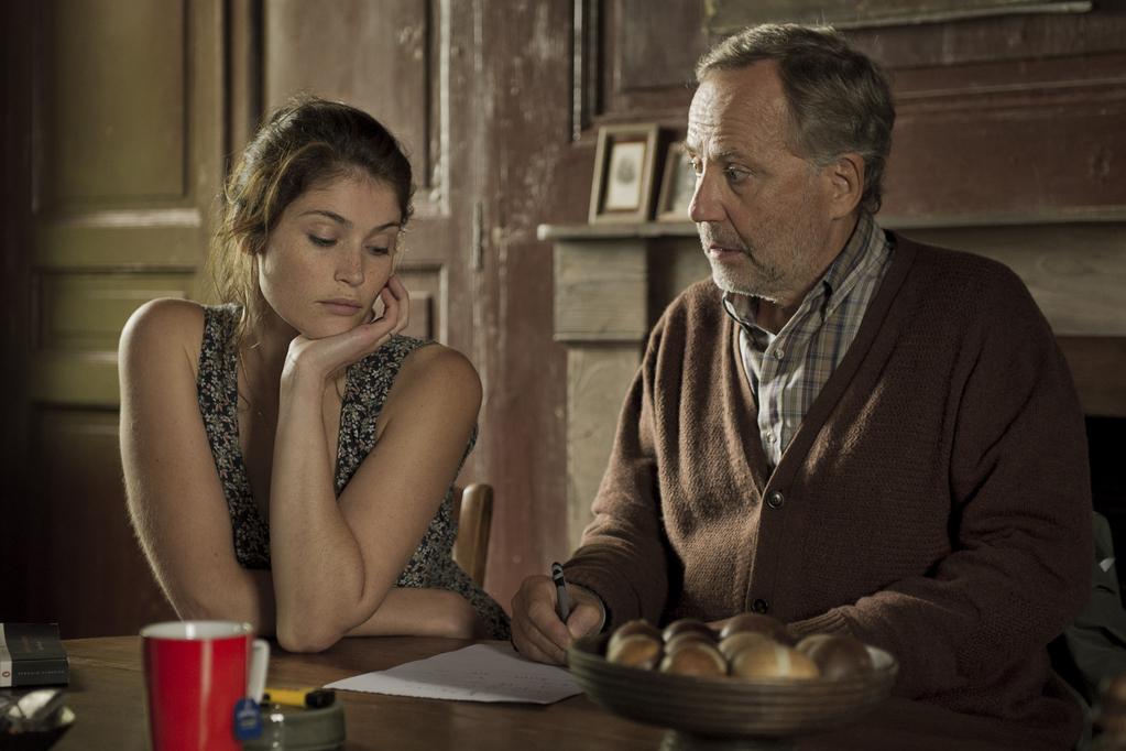 Gemma-Arterton-and-Fabrice-Luchini-in-Gemma-Bovery