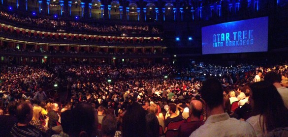 Star Trek Into Darkness: Royal Albert Hall