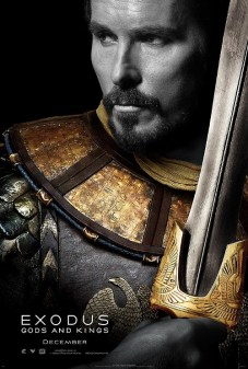 Exodus God and Kings Poster 2