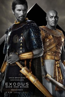 Exodus God and Kings Poster