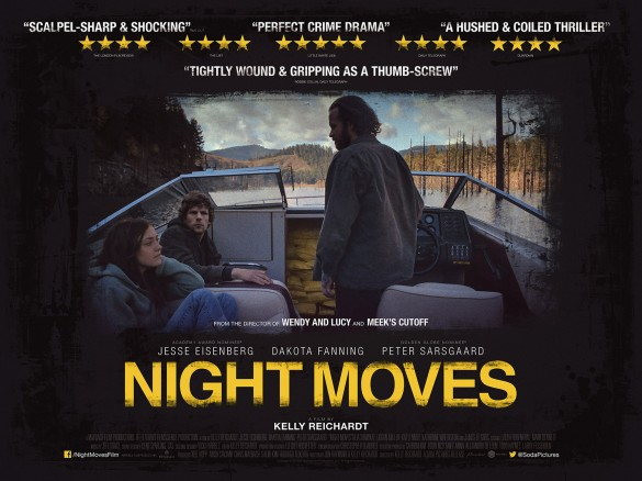 Night Moves Uk Poster