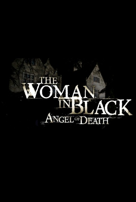Woman in Black Angel of Death