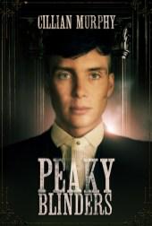 Peaky Blinders Poster - Cillian Murphy