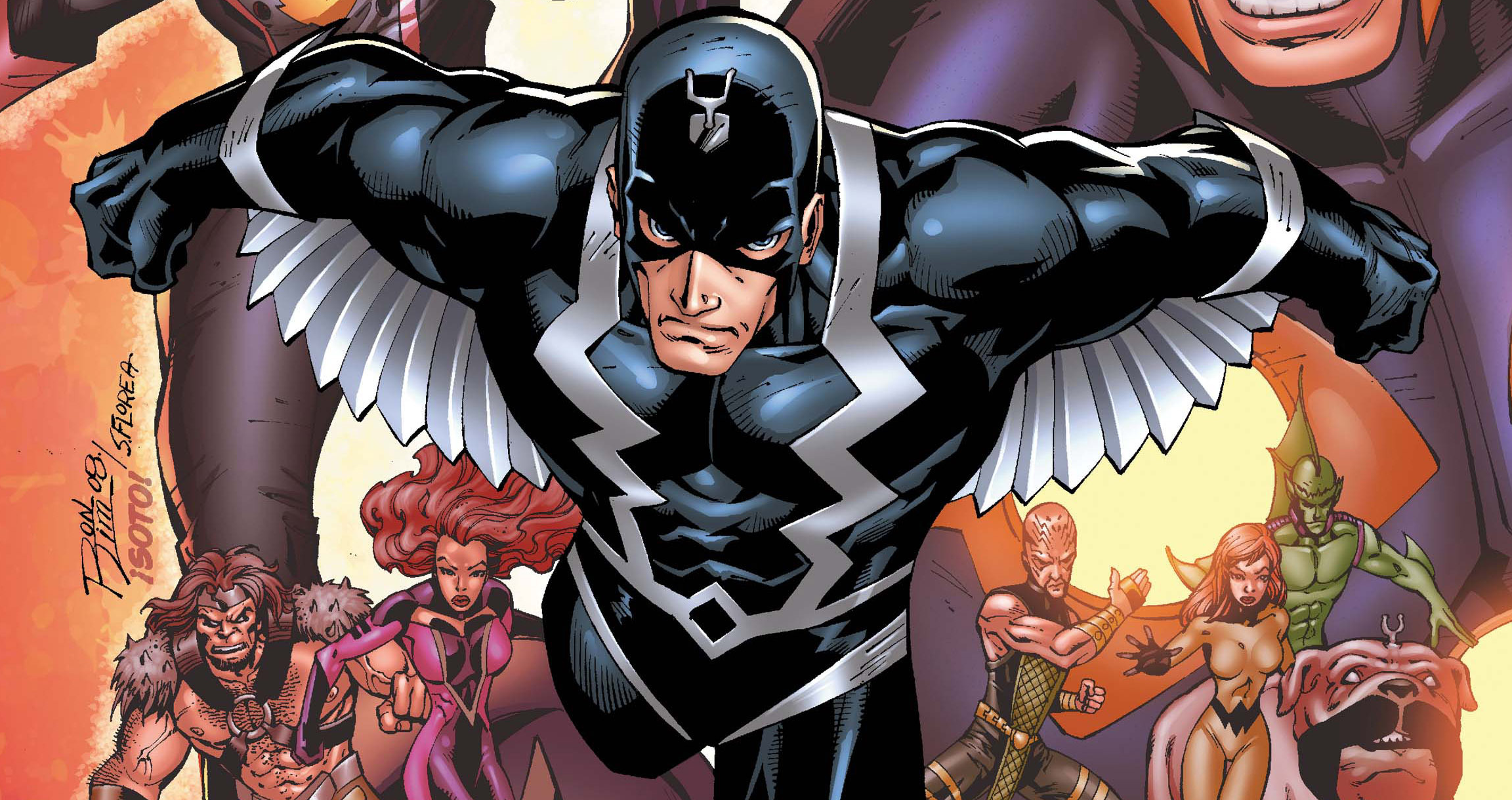 10 Things You Need to Know About Marvel's The Inhumans