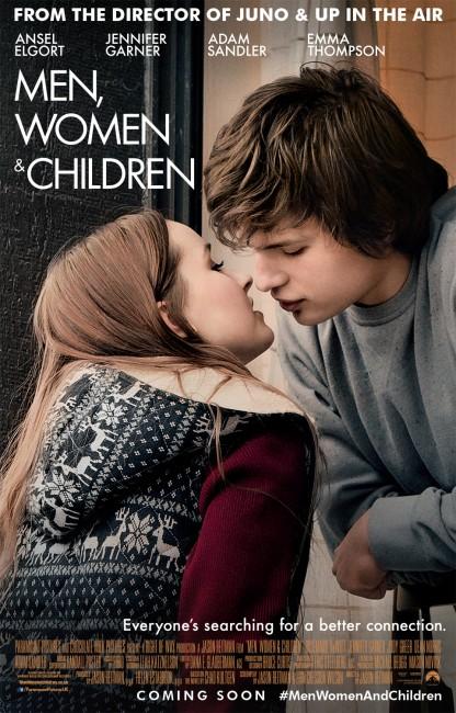 Men, Women and Children Poster