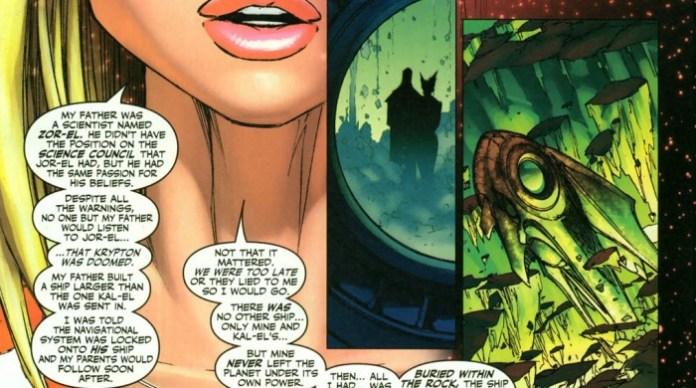Supergirl Origin