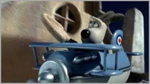 Gromit Aeroplane