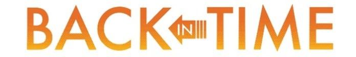 Back in Time Logo