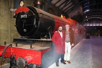 Harry Potter Studio Tour - Hogwarts Express (Mark Williams) (1)