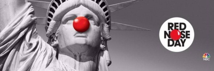 red nose day usa