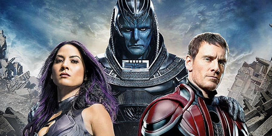 First Official Images from X-Men: Apocalypse Reveal the Villain