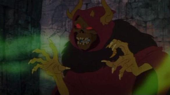 The Black Cauldron Horned King
