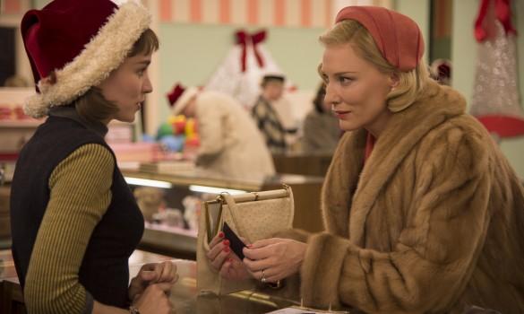 Carol (Cate Blanchett)