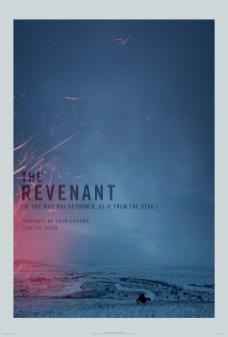 The Revenant Poster (2)