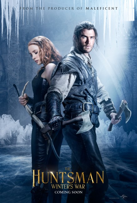 The Huntsman Character Posters 1
