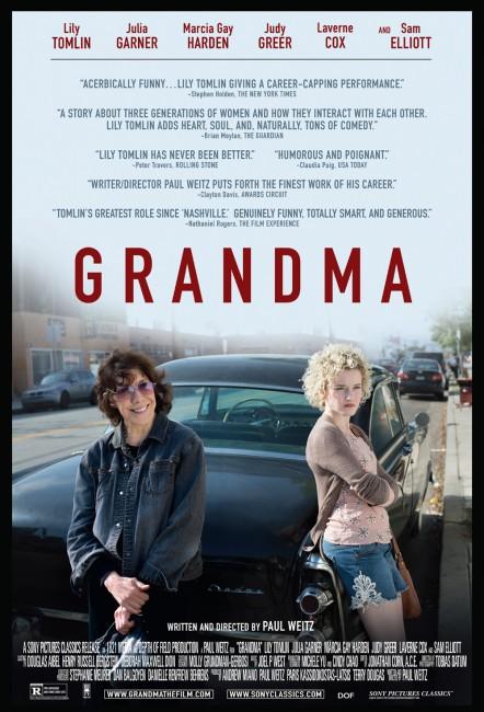 Grandma UK Poster