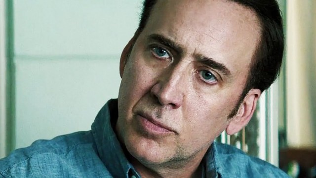Nicholas Cage The Runner