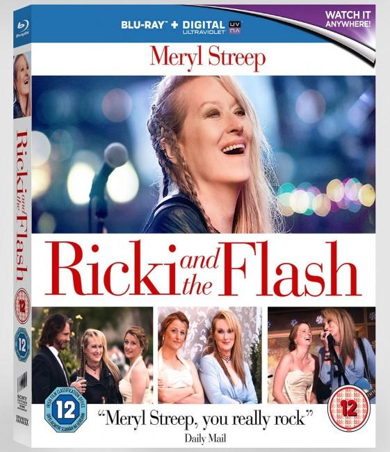 Ricki and the Flash Blu-ray