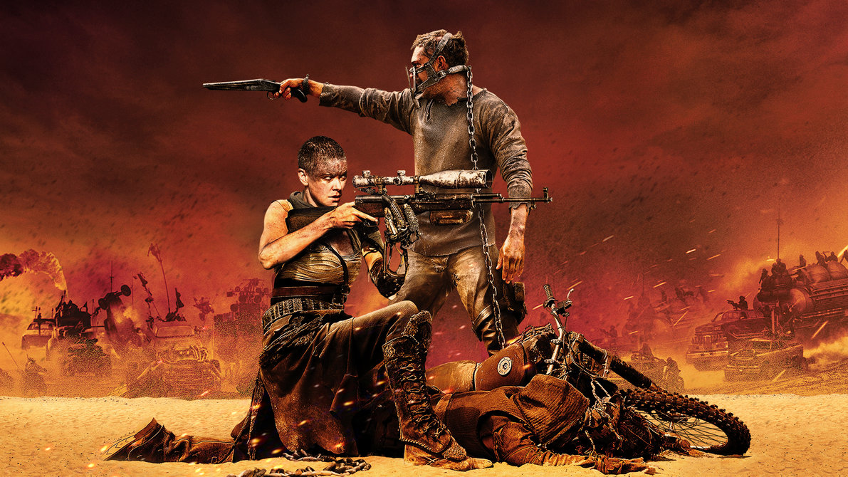 mad max fury road is move bloggers number one film of 2015