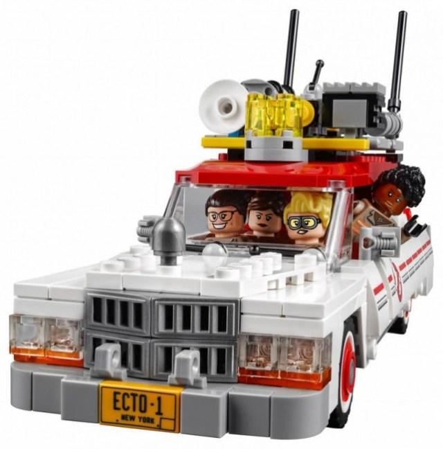 LEGO GHostbusters - Ecto 1