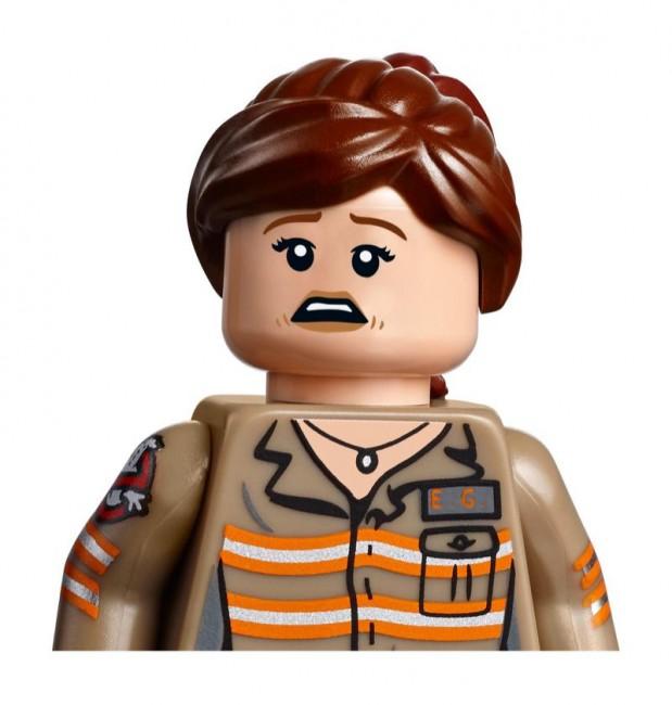 LEGO GHostbusters - Erin Gilbert