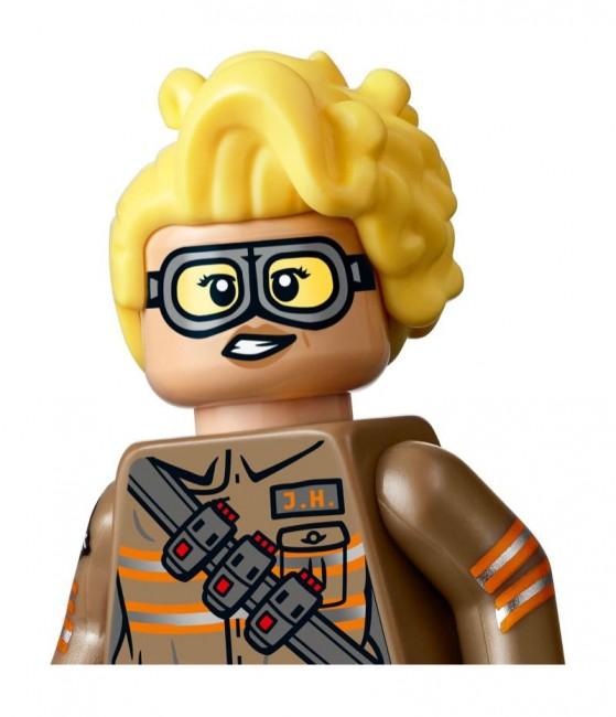 LEGO GHostbusters - Jillian Holtzmann