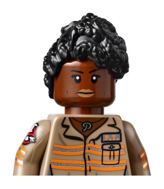 LEGO GHostbusters - Patty Tolan