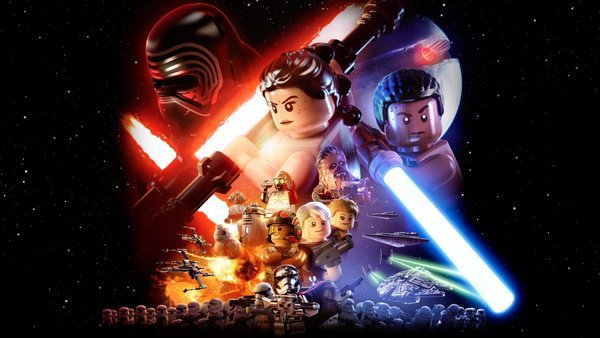 Lego-Star-Wars-The-Force-Awakens poster