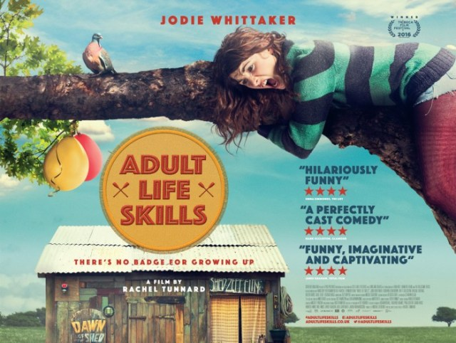 Exclusive: UK poster for Adult Life Skills starring Jodie ...