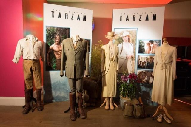 The Legend of Tarzan Q&A (1)