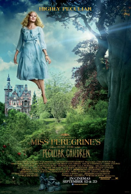 miss-peregrine-s-home-for-peculiar-children character poster (1)