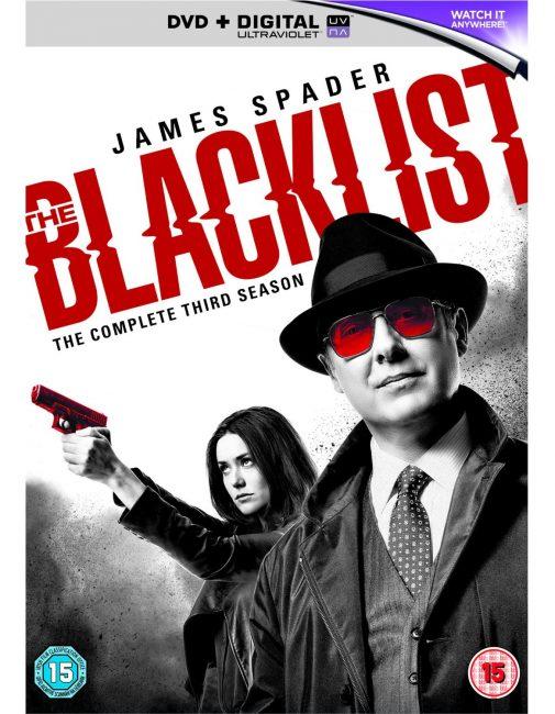 Blacklist Season 3