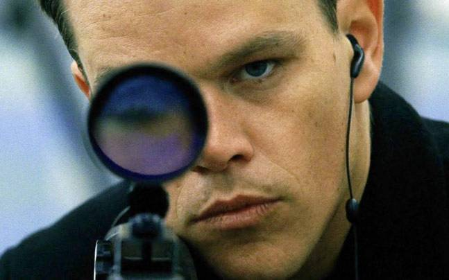 Image result for jason bourne