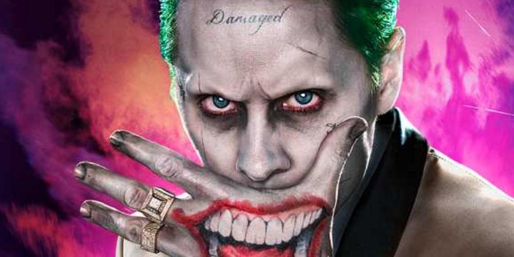 From Dark Knight Joker Costume