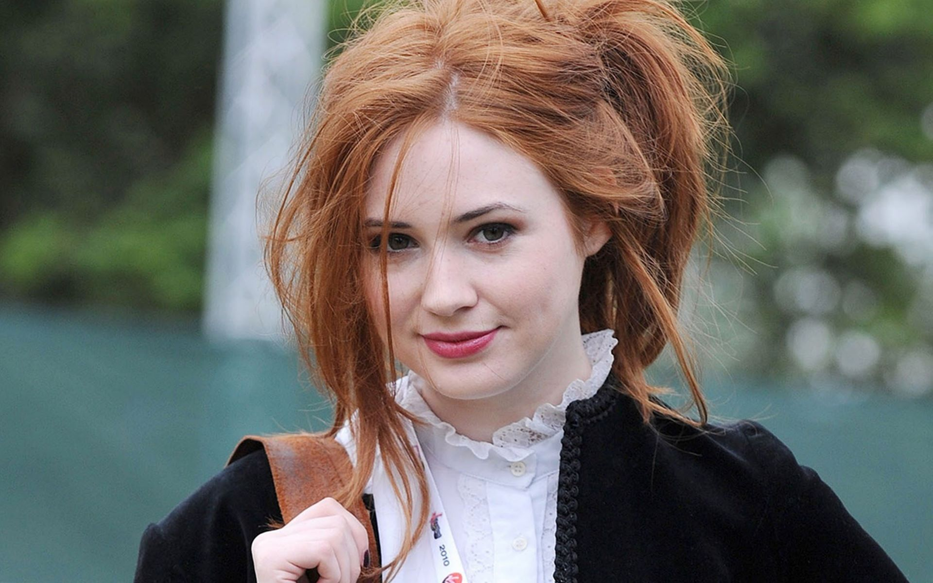 Image result for karen gillan