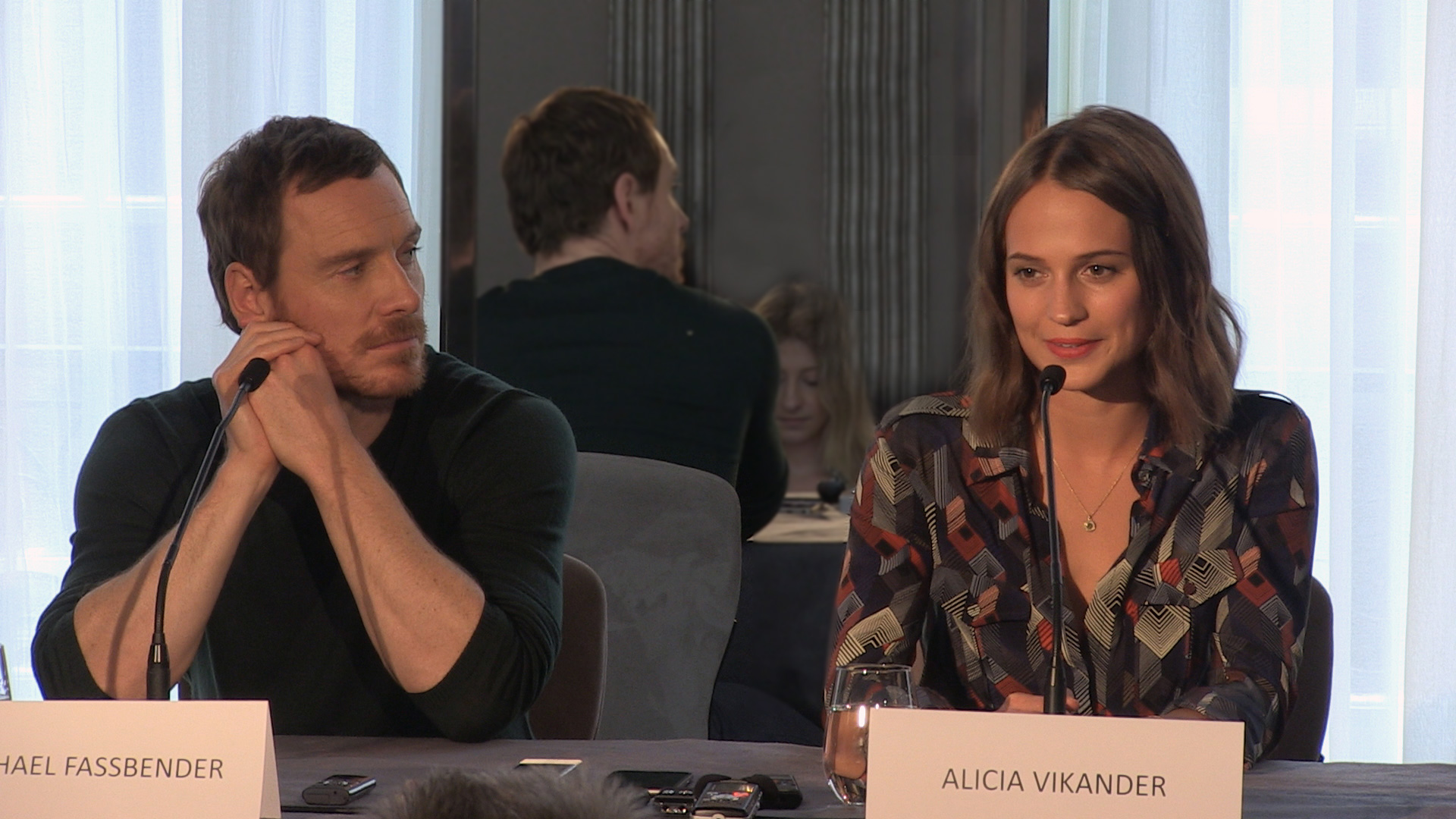 the-light-between-oceans-press-conference-film-interviews