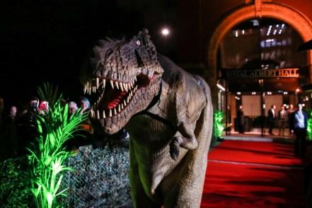 Jurassic Park in Concert red carpet event. 3 November 2016