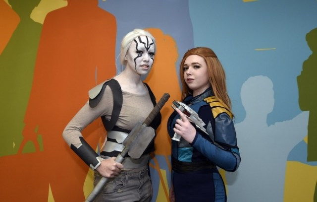 Star Trek Beyond cosplay