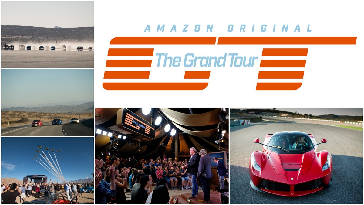 The Grand Tour Friday Is It Midnight