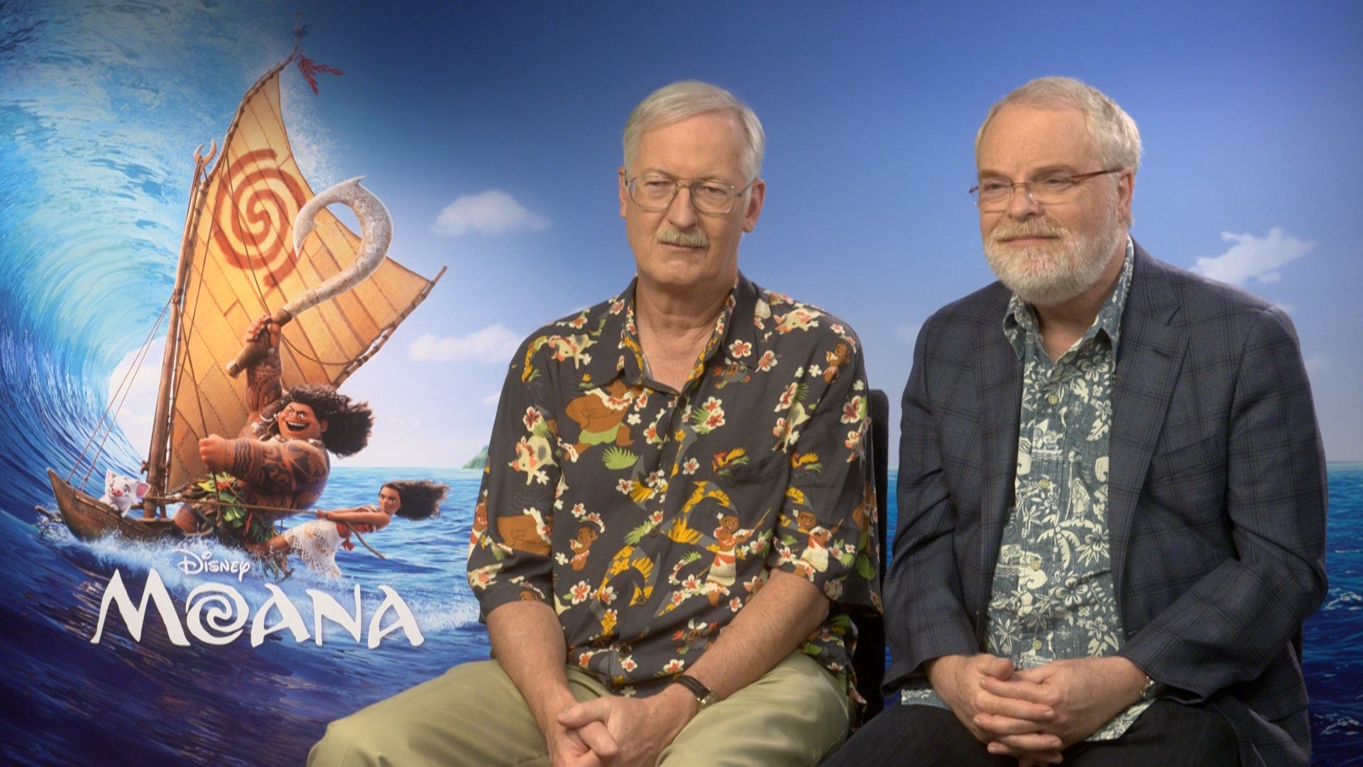 Image result for ron clements moana