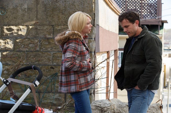 Michelle Williams and Casey Affleck - Manchester by the Sea