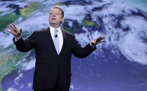 Al Gore An Incovenient Sequel
