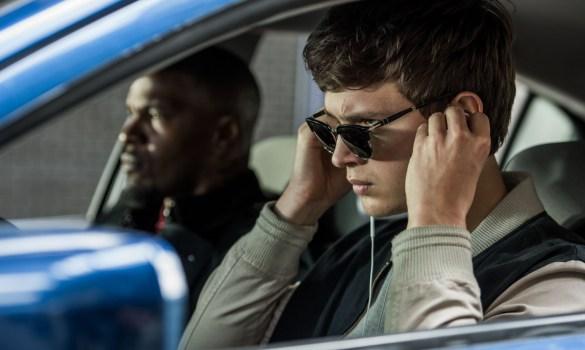 Ansel Elgort & Jamie Foxx - Baby Driver