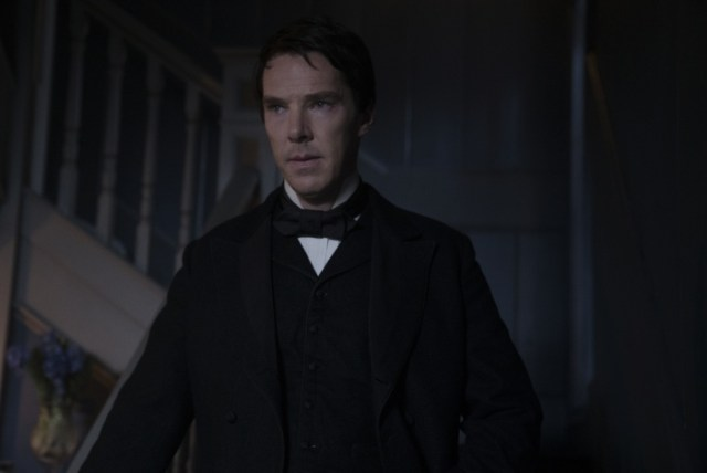 Benedict Cumberbatch as Thomas Edison