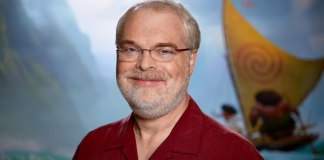 Ron Clements Interview - Moana